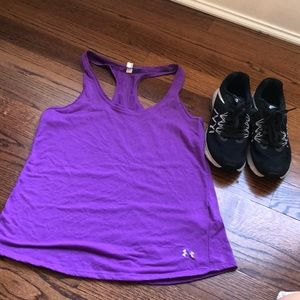 NWOT Under Armour Racerback Tank